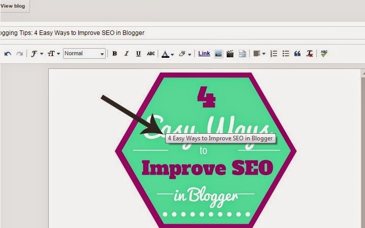 4 Easy Ways to Improve SEO in Blogger