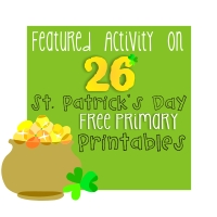 26 St. Patrick's Day Primary Printables {Free}