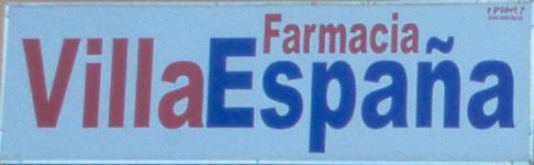 Farmacia Villa España