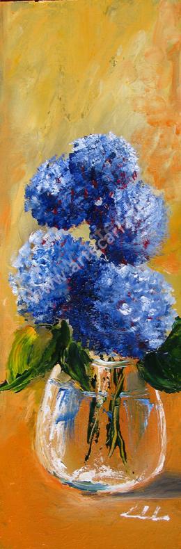 Artecarlacolombo ancora opera ad olio fiori for Fiori ad olio