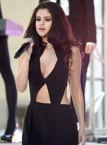 selena gomez good for you today show