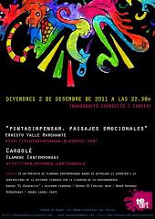 DIVENDRES, 2 de Desembre de 2011 a les 22.30h