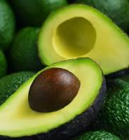 avocado calories