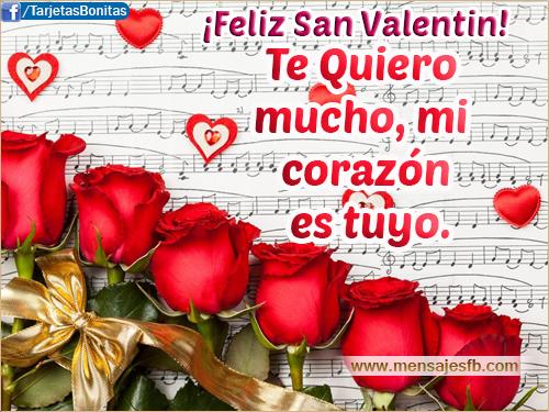 Bonitas Frases De Amor Para San Valentin Mensajes Para Amor