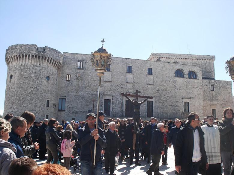 Processione di Gesù dell'Isola - venerdì Santo mattina