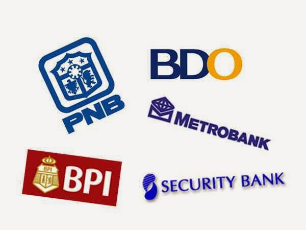 Bank Schedules Holy Week 2014