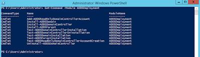 Powershell Domain Controller deployment