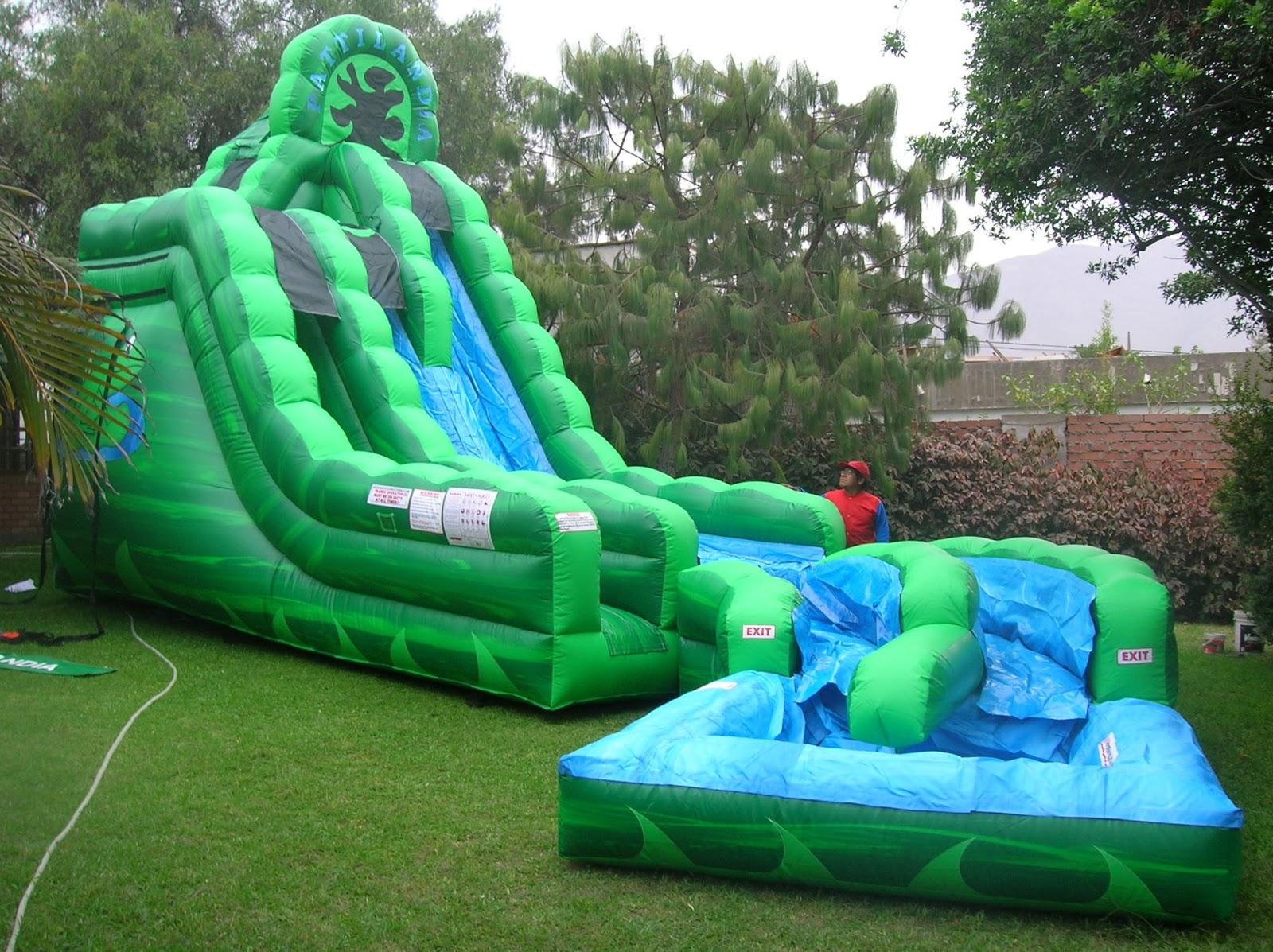 alquiler de juegos inflables para cumpleaos y fiestas en lima peru