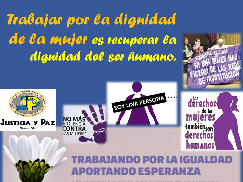 Dignidad de la mujer, dignidad humana