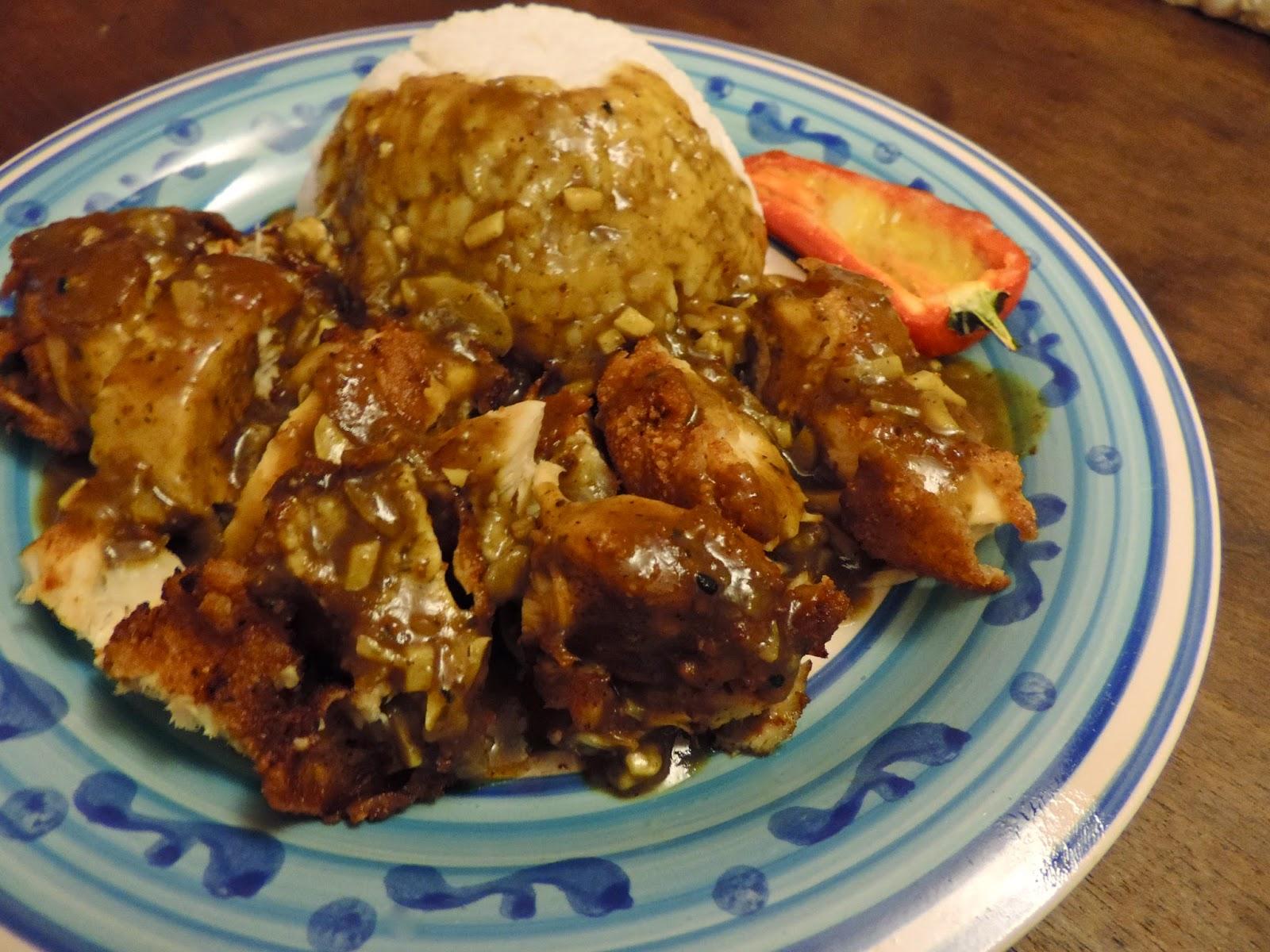 how to make a chicken katsu curry