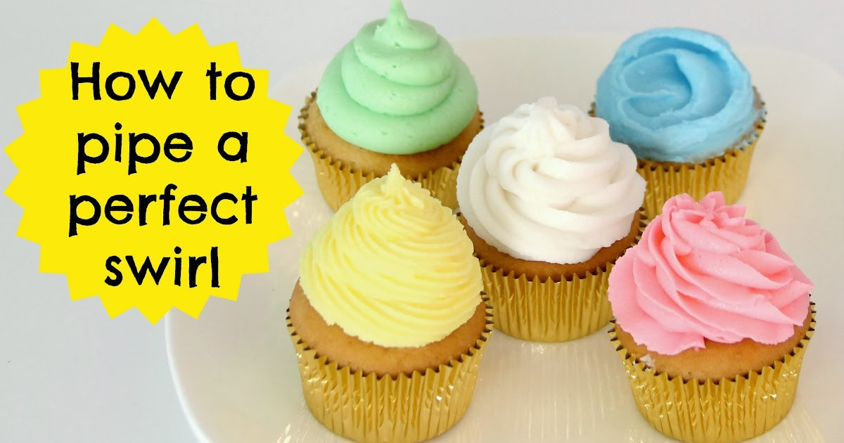Lindsay Ann Bakes Video How To Frost A Cupcake Part 1