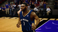 NBA 2K14 Tyreke Evans Cyberface Patch