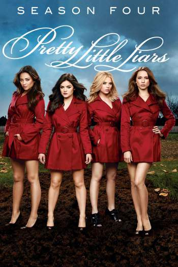 Pretty Little Liars 4ª Temporada Torrent - BluRay 720p Dublado