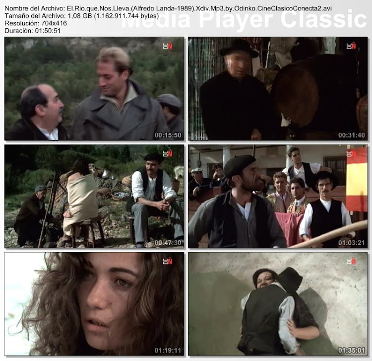 El río que nos lleva | 1988 | Alfredo Landa
