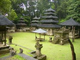 Alas Kedaton Temple - Bali Holy Monkey Forest Temple