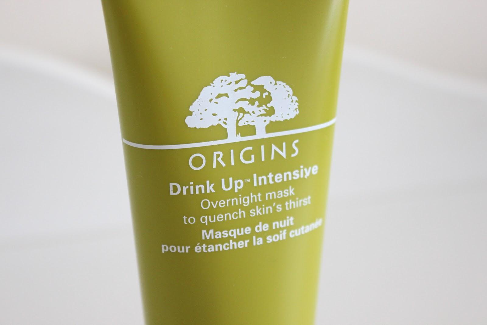 origins drink up intensive overnight mask instructions