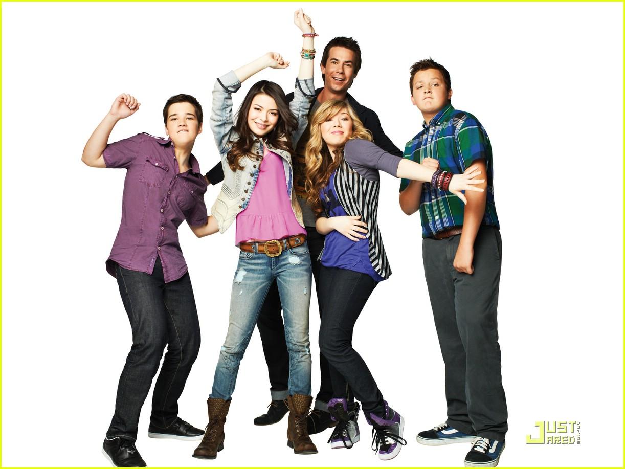 iCarly Photoshoot 4ª temporada