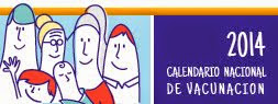Calendario de Vacuanción 2014