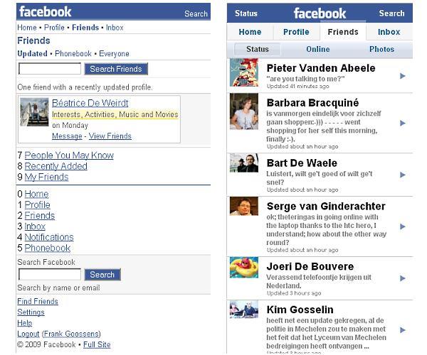m mobile facebook mobile web welcome to facebook facebook. Black Bedroom Furniture Sets. Home Design Ideas