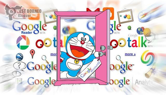 Pengertian Google Account