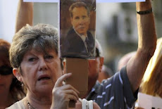 CASO NISMAN: Protesta por la muerte del fiscal. / MARCOS BRINDICCI (REUTERS)