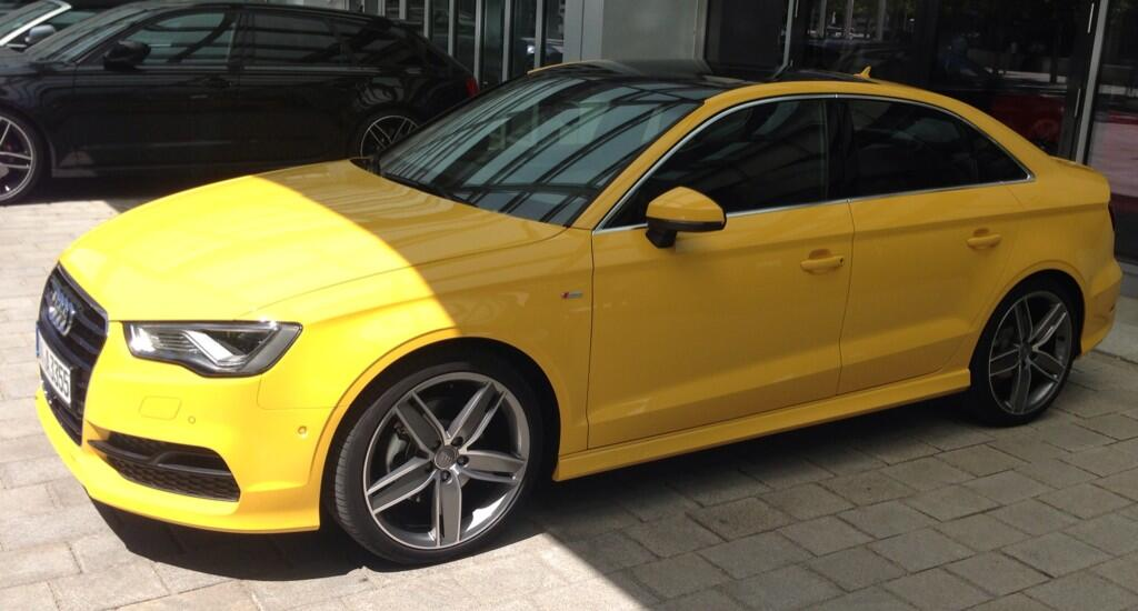 Audi+A3+Limousine+in+exclusive+Imola+Yel