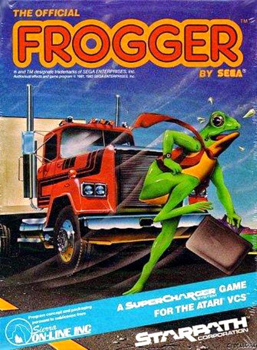 Herbies World Of Kitsch Amp Toys 1981 Frogger Board Game