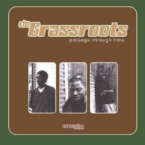 Da Grassroots - Passage Through Time  LP (Rap)
