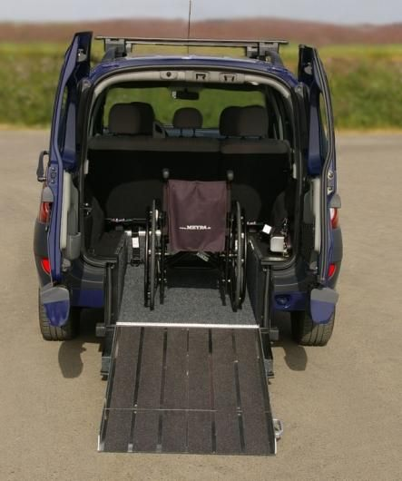Dacia rabatt behinderung