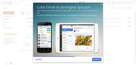Cara Daftar/Membuat Akun Email GMAIL Lengkap dengan Gambar