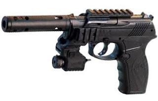 Legge sulla compravendita armi usate e nuove gas Co2