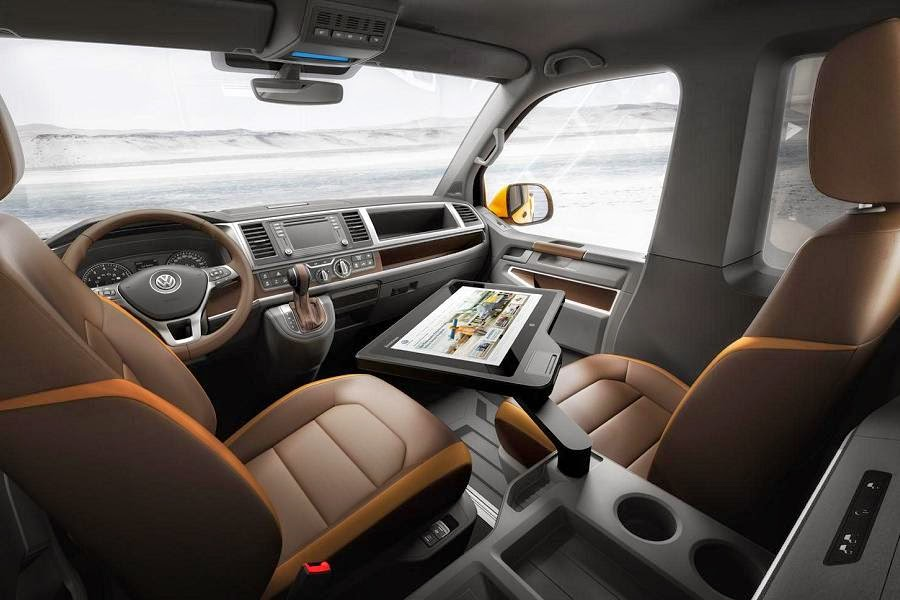 Volkswagen Tristar Concept (2014) Interior