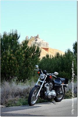 Castillo de Monreal, Dosbarrios, HD Sportster 800