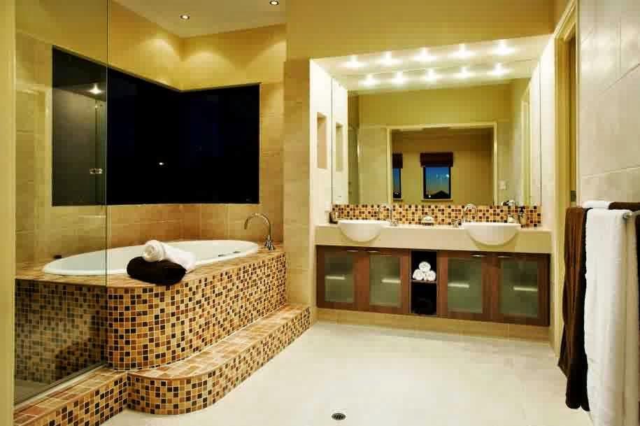 ديكور حمام 2014 , صور ديكور حمام جميل Decorative bath
