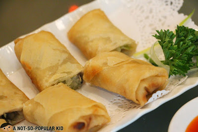 Deep-fried Spring Rolls of Crystal Jade Shanghai Delight