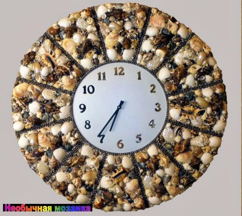 Морские часы настенные своими руками 71