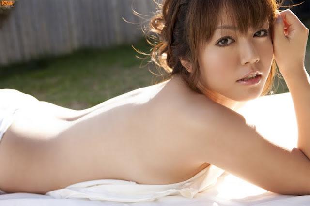 Japanese Celebrity Model Sayaka Isoyama