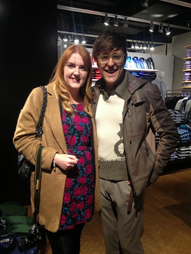 Teen Vogue fashion U 2013 express Danielle Mahoney Andrew Bevan