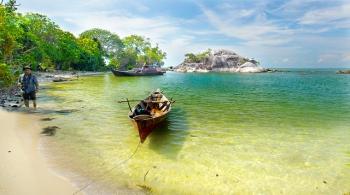 Malaysia Incar Pulau Terluar Berhala Island Sumatra Utara