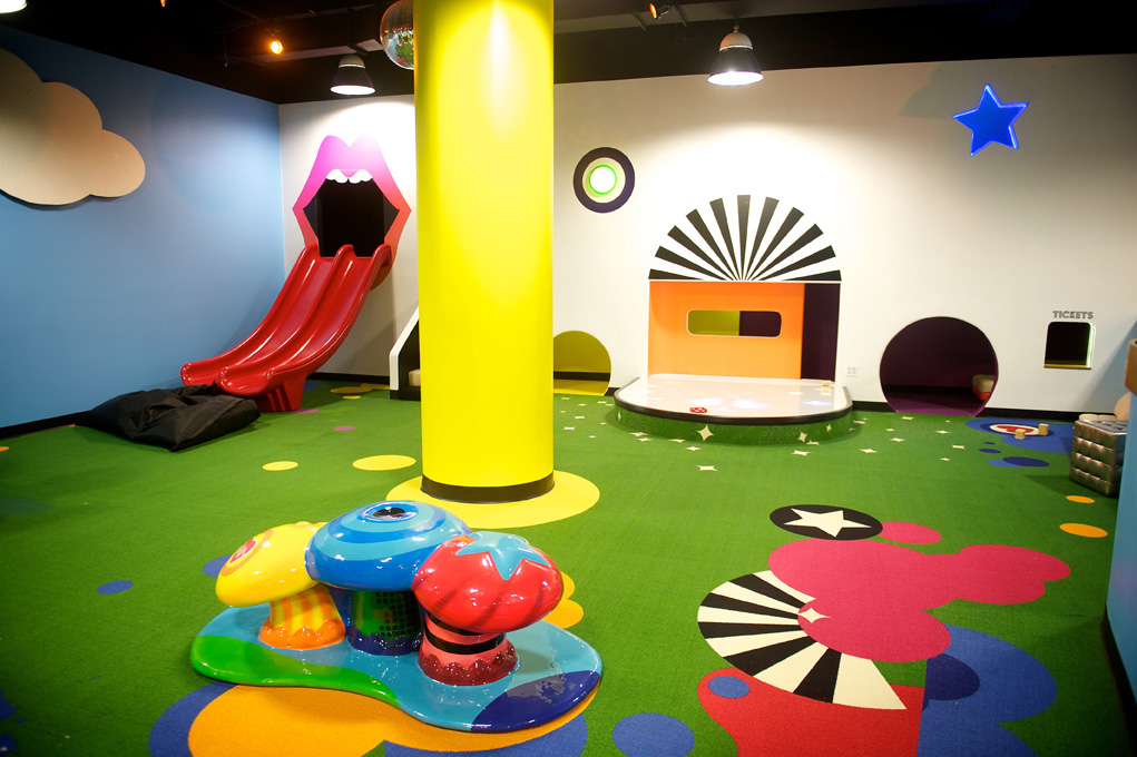 Kymberly Marciano: Kids Ambiance: Indoor Playgrounds!