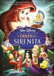Ver La Sirenita 3: El origen de La Sirenita (2008) Online