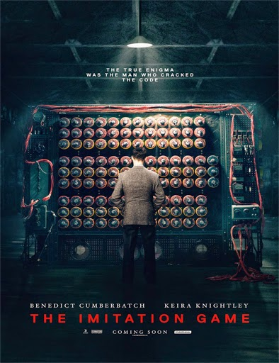 Ver Descifrando Enigma (The Imitation Game) (2014) Online