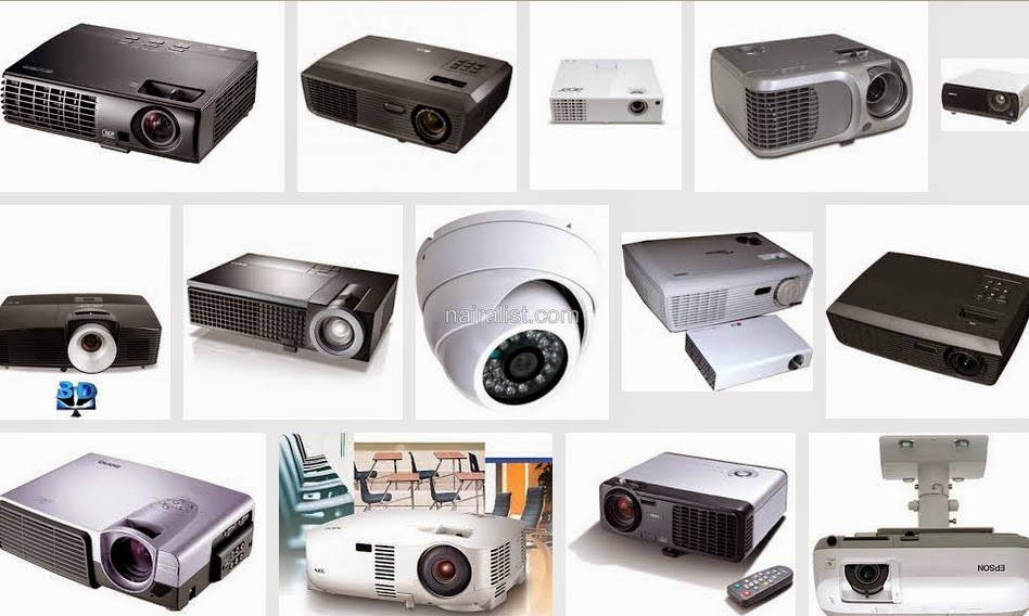 Price of projector and screen in nigeria buy lg acer for Apple store projector