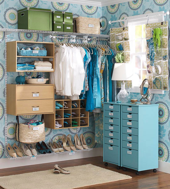 Querido ref gio blog de decora o incremente o seu for Organizadores para closet