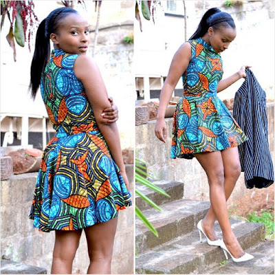 Trendy Flair Ankara Gowns Styles You Can Rock This Weekend