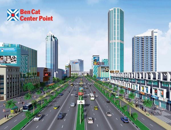 dự án bencat center point