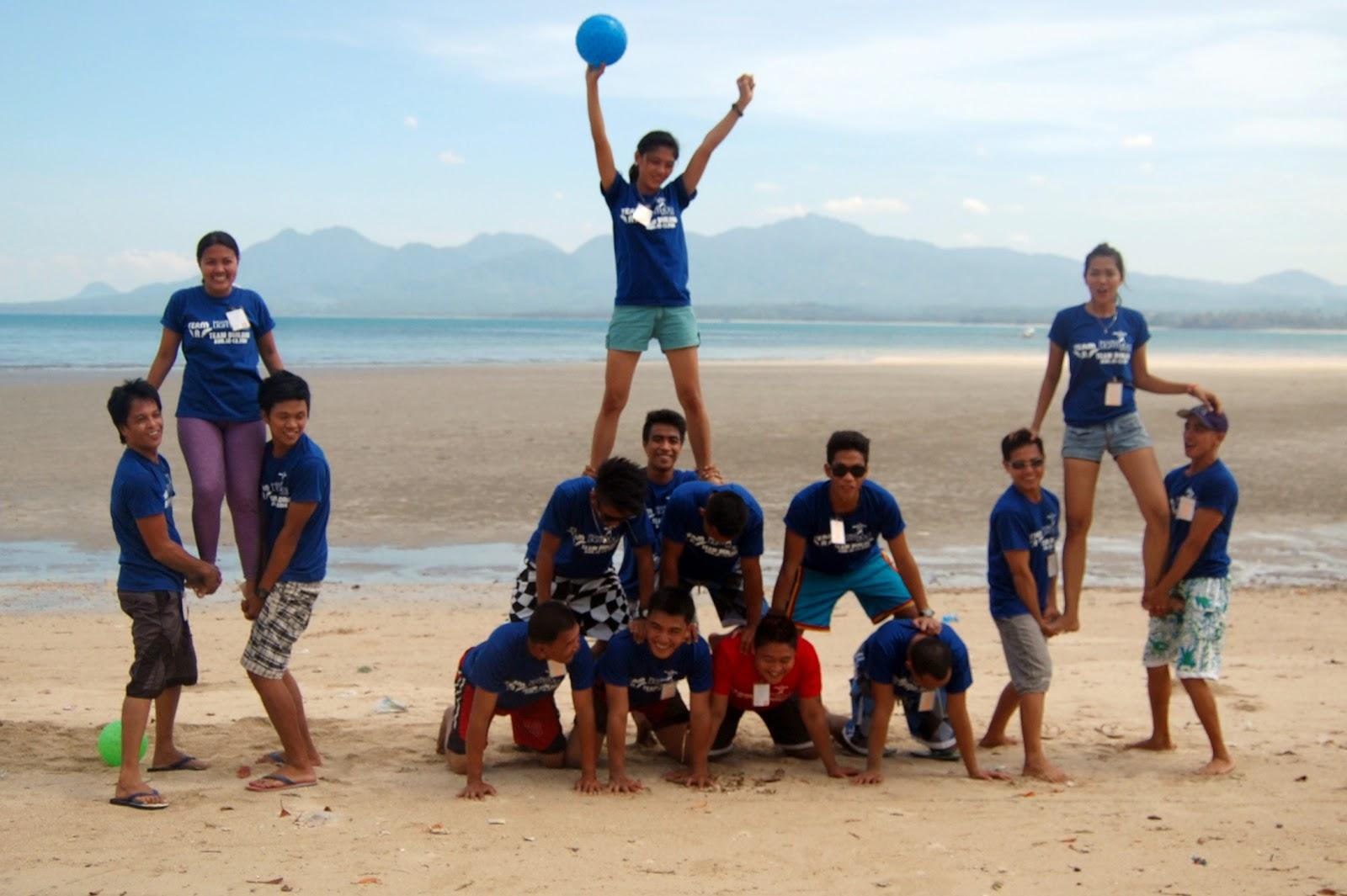 Calaguas Island Tour Calaguas Team Building