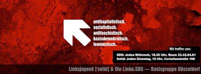 Linksjugend ['solid] & Die Linke.SDS Düsseldorf