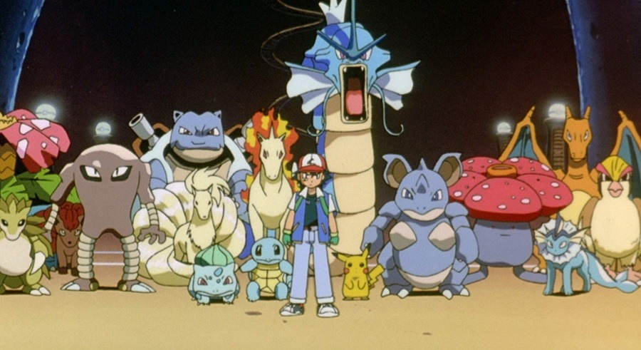 Pokémon - O Filme 1998 Filme 1080p Bluray Full HD completo Torrent