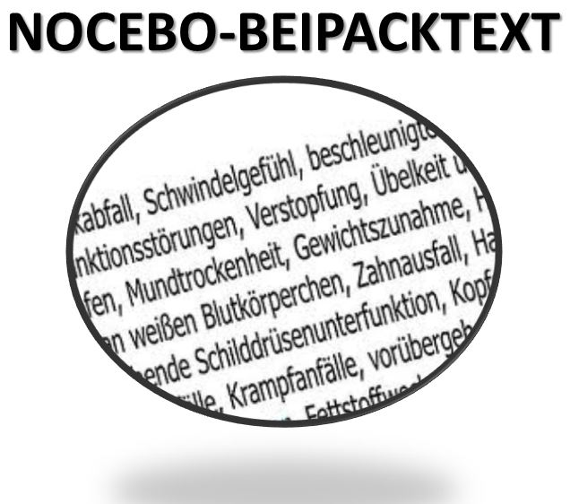 placebos and nocebos And what about nocebos  placebos alter the perception of threat and therefore the pain  the science of placebo is very interesting and informative.